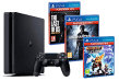 Playstation 4 1 TB + 3 igrice